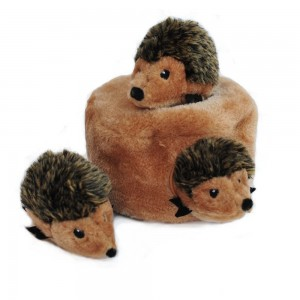 Dog Puzzle Toys -ZippyPaws Burrow Squeaky Hide and Seek