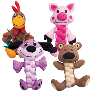 Indestructible Braidz Dog Toys