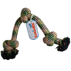 SatisPet Large Dog Toys