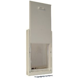 Original Pet Door with Telescoping Frame