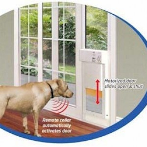 Power Pet Electronic Pet Door 2