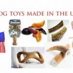 Dog toys made in USA