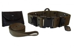 Tactical K9 Military Dog Collar
