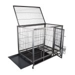 Heavy Duty Dog Crate by My1stPet